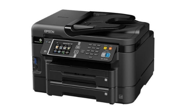 Epson WF-3640 Software Download, Driver For win Tutorial