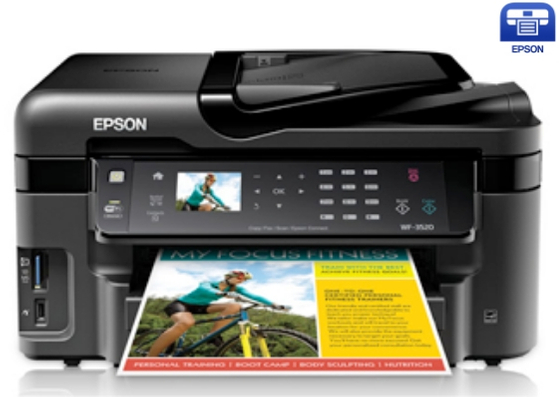 Epson WF-3520 Driver Download Printer Software Download Windows 10, 8, 7, Mac