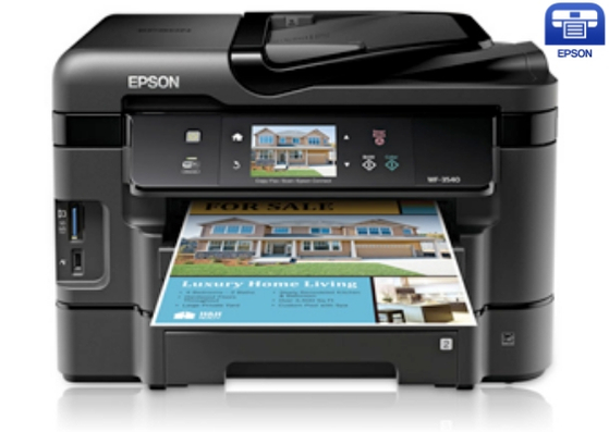 Epson Wf-3540 Driver Download Printer Software, Firmware, Install, Setup