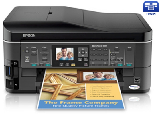 Epson Workforce 630 Driver Download Printer Software, Firmware, Install, Setup
