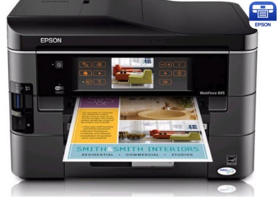Epson Workforce 845 Driver Mac OS 10.14.x Model C11CB92201
