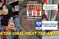 Fruit Tea Viral Rasa Anggur Blackcurrant