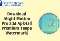 Download Alight Motion Pro 3.1.4 Apk4all Tanpa Watermark
